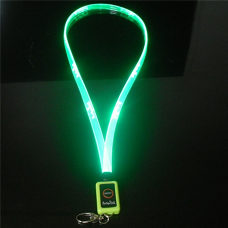 Custom Glow In The Dark Flashlight Glowing Lights Christmas Light Up Led Lights Flashing Lanyard